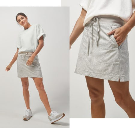 A Skort for Every Sport from Athleta