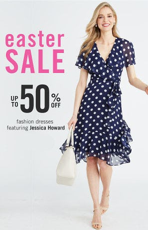 Up to 50% Off Easter Sale from Belk