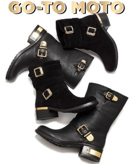 Biker Chic: Our Best Selling Motos from Vince Camuto