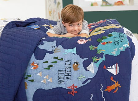 Dream-Worthy Bedding from Pottery Barn Kids