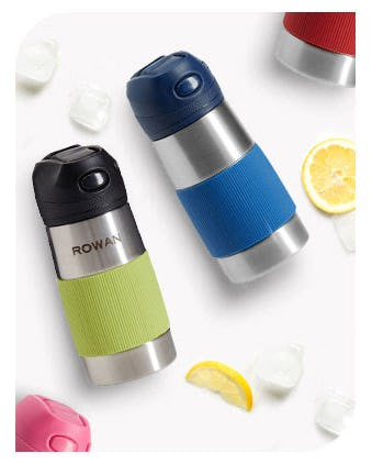 Easy Clean Water Bottles from Pottery Barn Kids