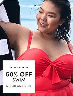 50% Off Swim from Torrid