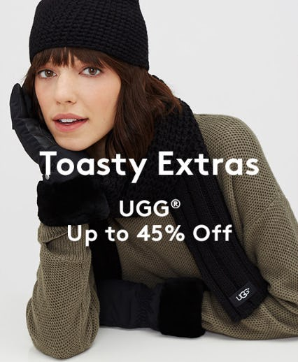 Up to 45% Off Toasty Extras from Nordstrom Rack