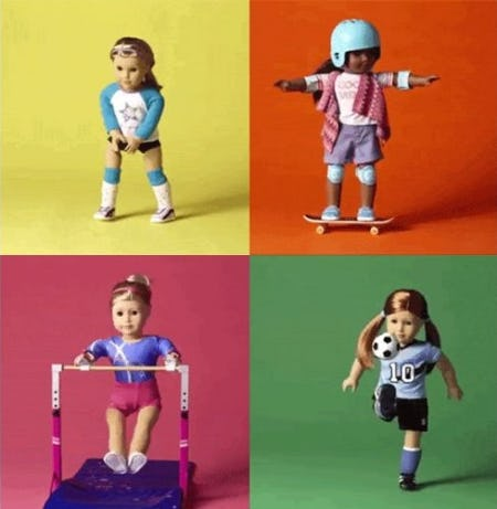 Sets that Promote Friendship On and Off the Field from American Girl