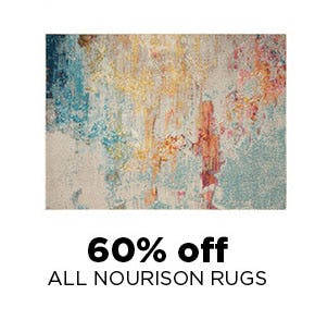 60% Off All Nourison Rugs from Kohl's