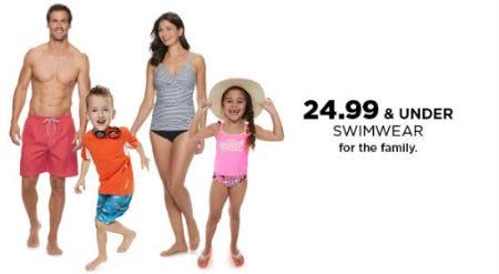 $24.99 & Under Swimwear from Kohl's