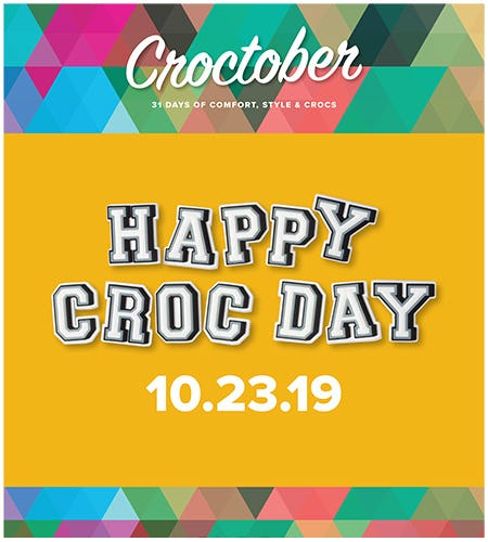 Croc Day Party