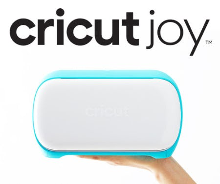 The New Cricut Joy™ from Michaels