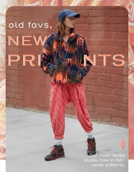Old Favs, New Prints