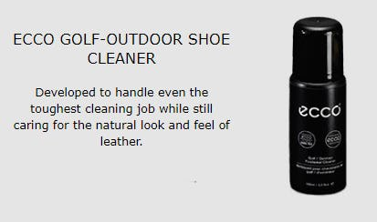 ECCO Golf Outdoor Shoe Cleaner from ECCO