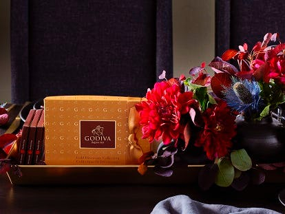 Fall Savings! from Godiva Chocolatier