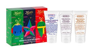 Smooth Skin Delights from Kiehl's