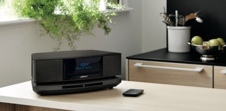 The Wave Sound Touch Music System IV from Bose