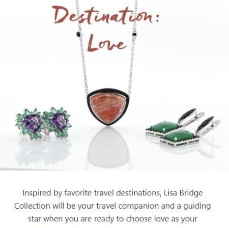 Shop the Lisa Bridge Collection