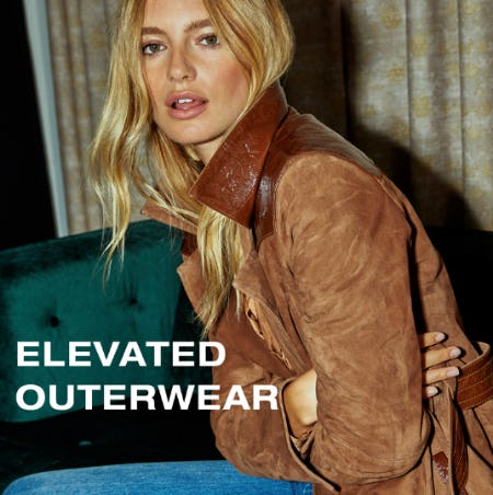New Season, New Outerwear from 7 for All Mankind