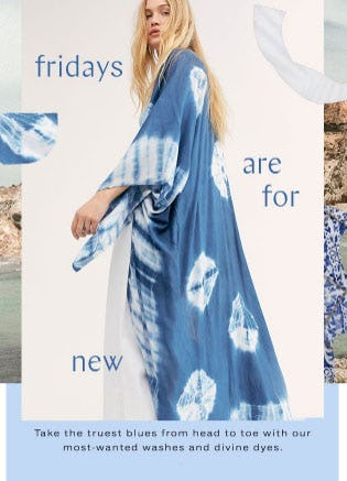 Fridays Are for New from Free People