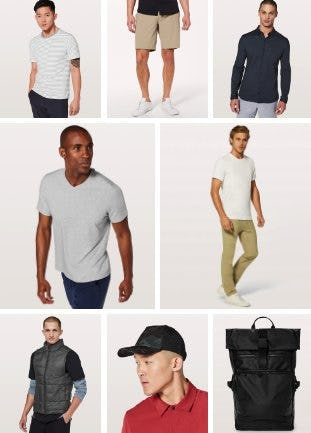 Shop New Arrivals from lululemon