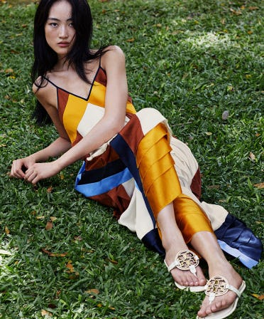 Shades of Summer from Tory Burch