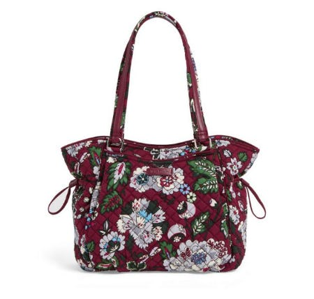 Iconic Glenna Satchel from Vera Bradley