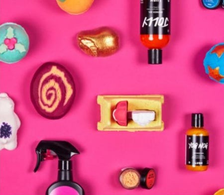 Christmas Has Arrived at Lush from LUSH