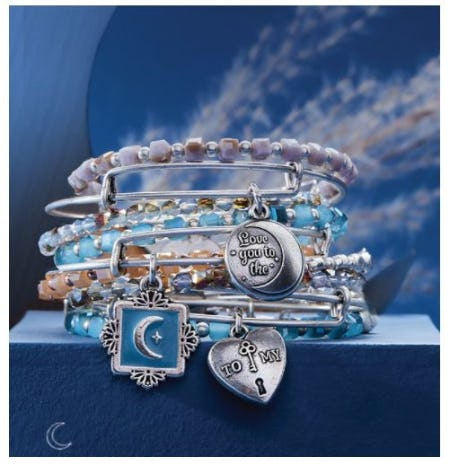Charms for your Path from ALEX AND ANI