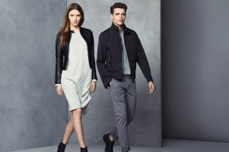 The Date Night Dress Code from BOSS Hugo Boss