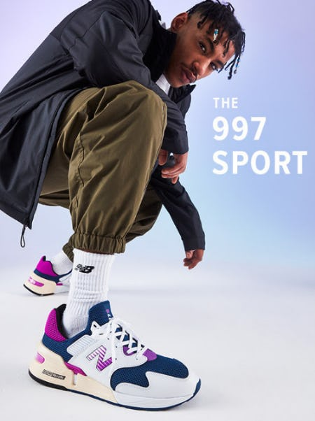 The 997 Sport from New Balance
