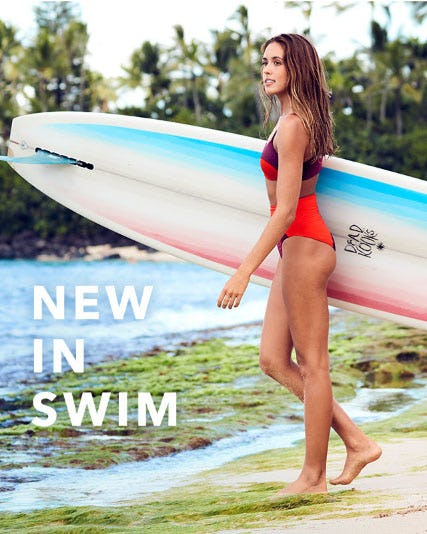 New In Swim from Athleta