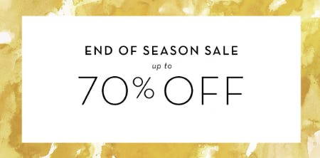 End of Season Sale from Z Gallerie