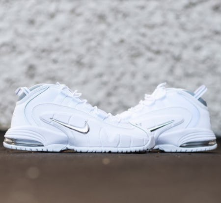 Nike Air Max Penny 1  'White Metallic' from City Gear