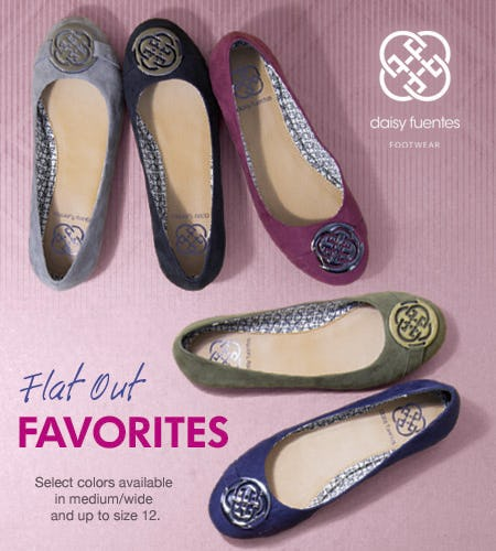 Flat Out Favorites!