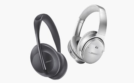 Bose Noise Cancelling Headphones from Bose