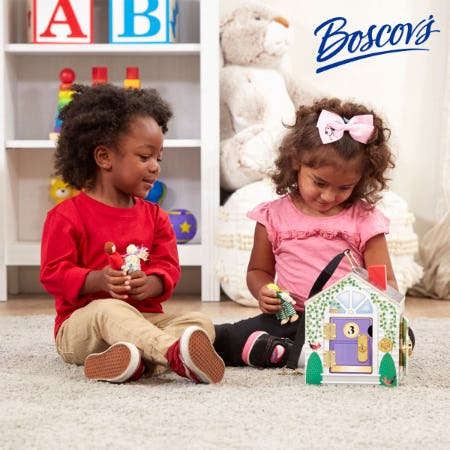 Boscov's Top Toys from Boscov's