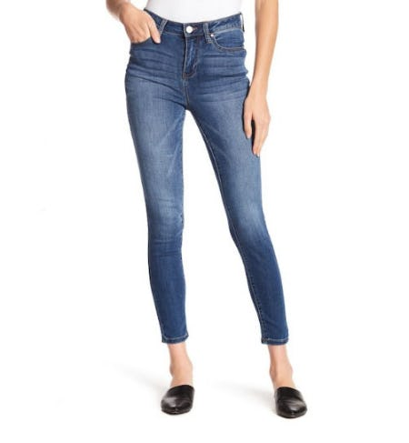 High Rise Skinny Jeans from Nordstrom Rack