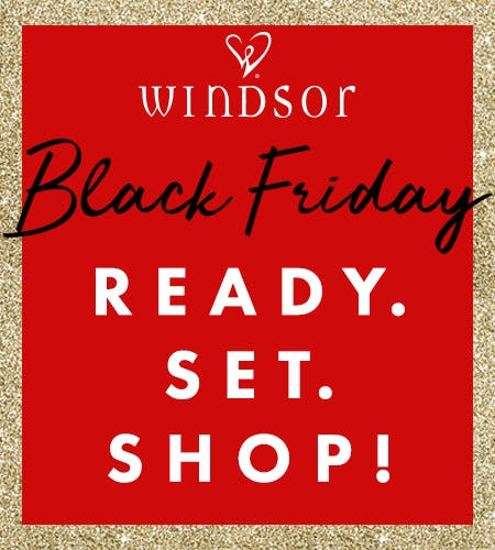Black Friday Sale from Windsor