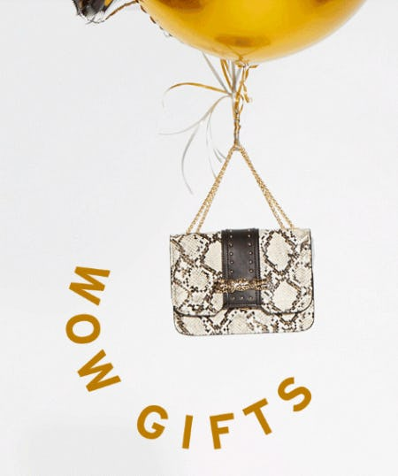 Wow Gifts Edit from Topshop