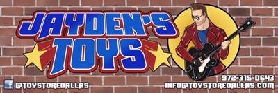 Jayden's Toys Logo