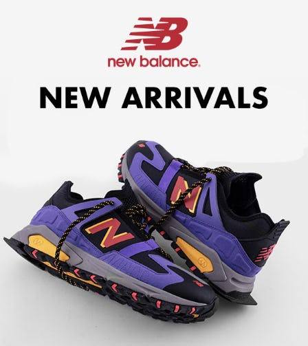 New Arrivals from New Balance from EbLens Clothing and Footwear