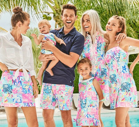 Introducing The Summer Remix from Lilly Pulitzer