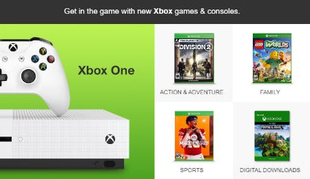 New Xbox Games & Consoles from Target
