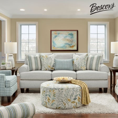 Boscov's Home Furnishing and Décor Sale from Boscov's