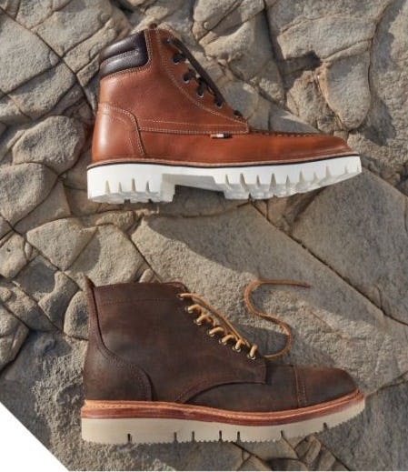 Your Sole Mates: The New Silverlake and Park City Boots from Allen Edmonds