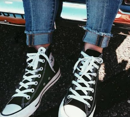 Converse Chuck Taylor All Star Lo Sneakers from Journeys
