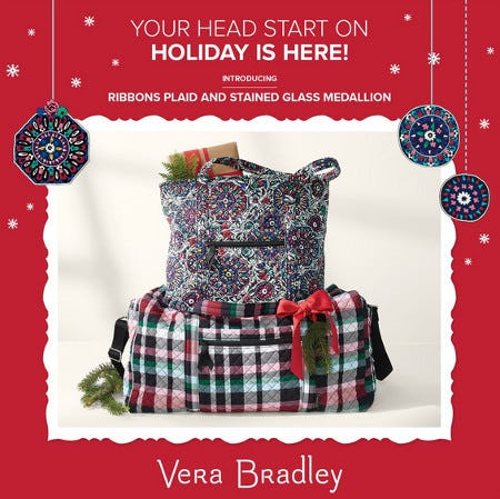 Fill with Cheer! from Vera Bradley