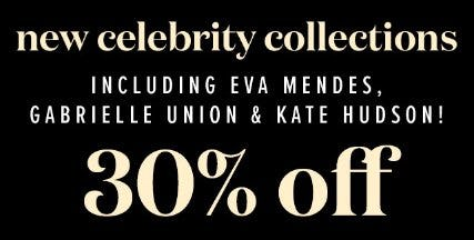 New Celebrity Collections 30% Off from New York & Company