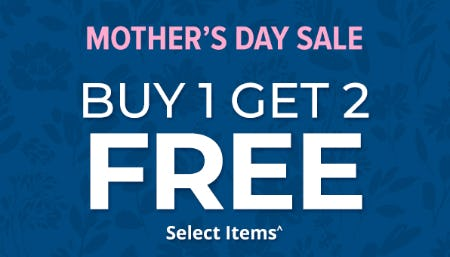 Mother's Day Sale from Vitamin World