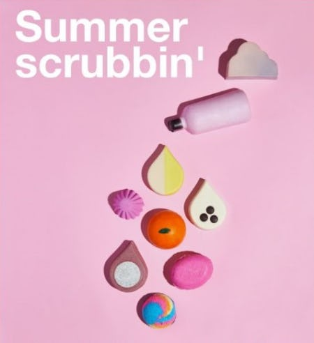 New for Summer from LUSH