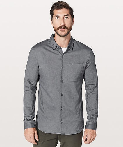 All Town Buttondown from lululemon