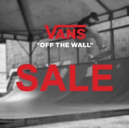 Vans Sale from Zumiez