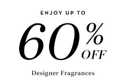 Enjoy Up to 60% Off Designer Fragrances from Perfumania